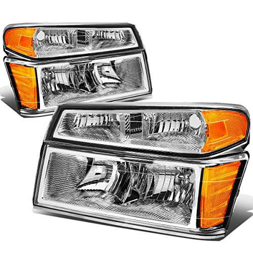 04 gmc canyon headlight assembly - 5