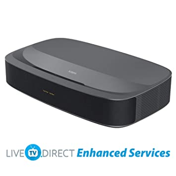 4K Home Projector, LiveTV.Direct Enhanced Lune4K-Pro Native 4K UHD ...