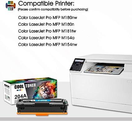 MWT Patrone BLACK kompatibel für HP LaserJet Pro MFP M-180-n M-180-fndw M-181-fw