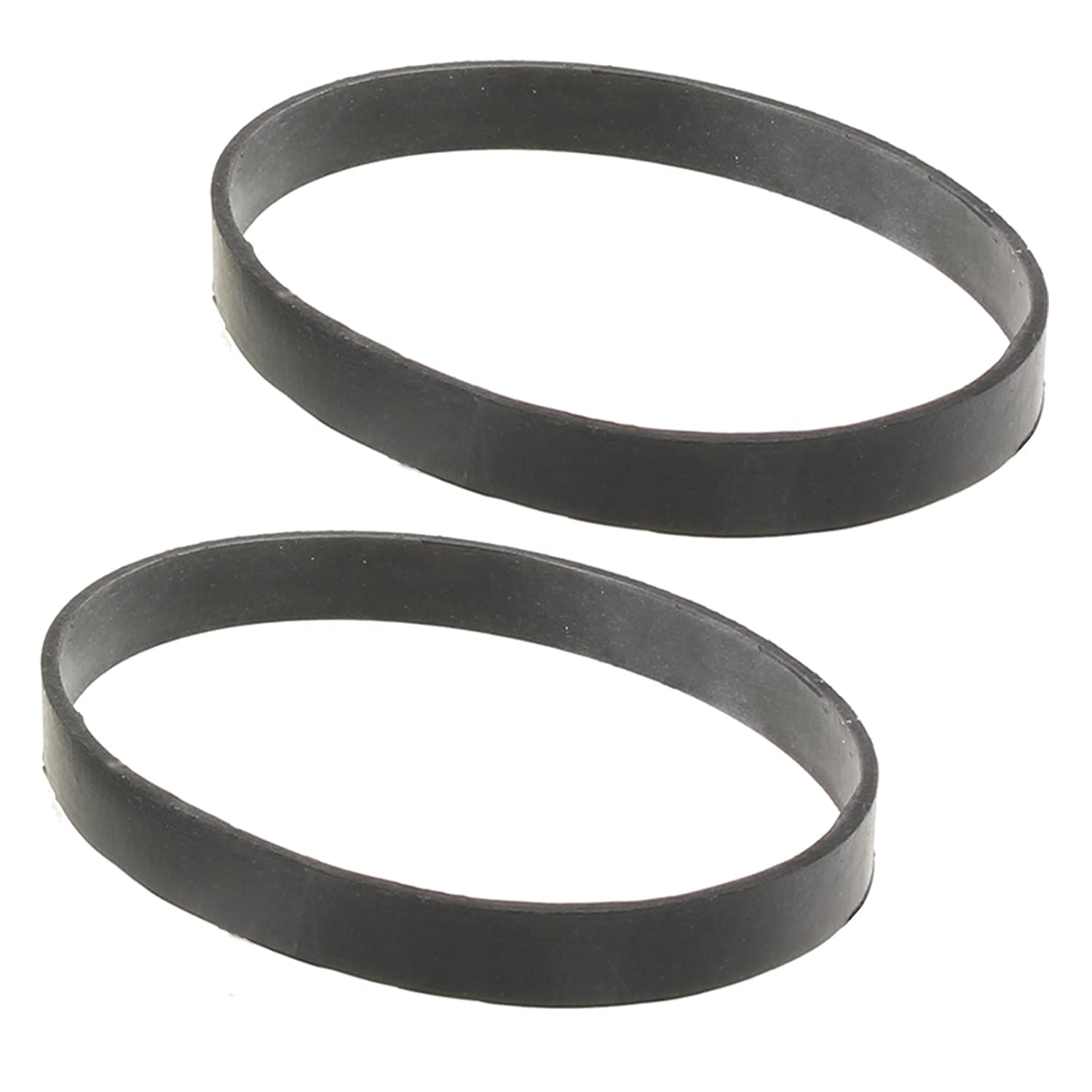 SPARES2GO Rubber Drive Belt for Vax Dynamo Power Reach Pet Series Upright Vacuum Cleaner (Pack of 2 Belts)