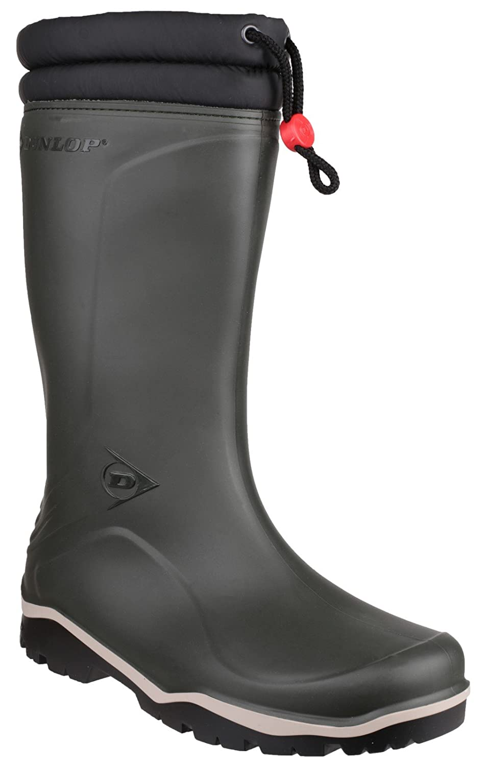 Dunlop Blizzard Fur Lining K454061 Wellingtons Non Safety Waterproof