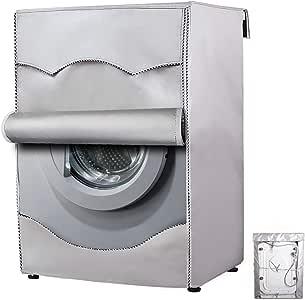 Amazon.com: Cubierta para lavadora/secadora para máquina de ...