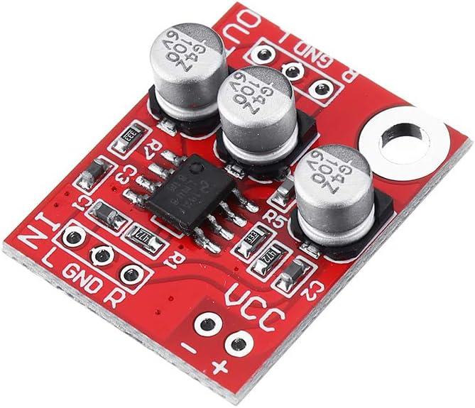LM4881 Mini Cuffia Amplificatore scheda audio preamplificatore Amplificatori 2.7-5.5V DC ILS