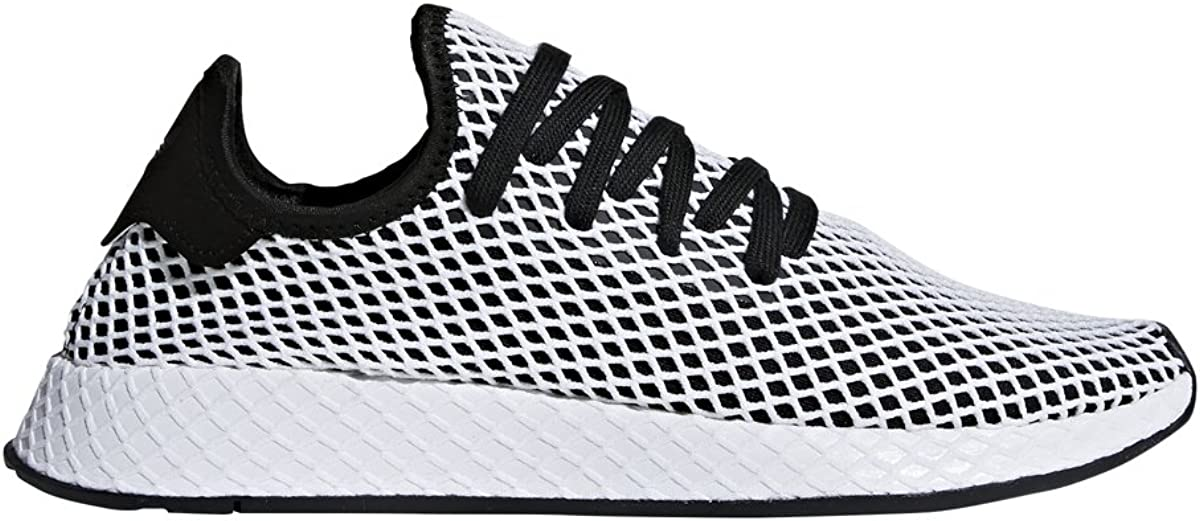 adidas Mens DEERUPT Runner Core Black Core Black Running White – CQ2626