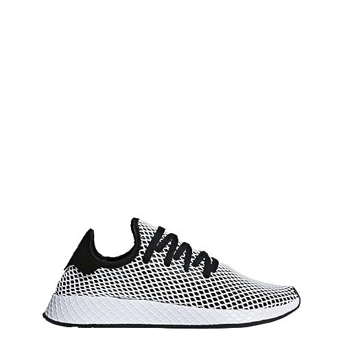 adidas Mens DEERUPT Runner Core BlackCore BlackRunning White CQ2626