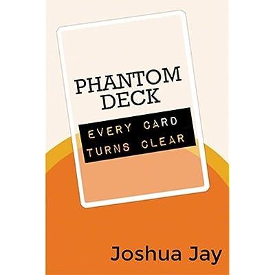 Vanishing Inc. Phantom Deck by Joshua Jay and Trick: Toys & Games
