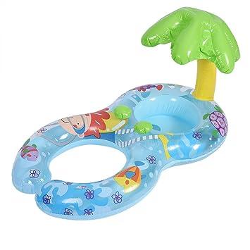Aramox Bebé natación Flotador, natación Inflable Anillos Piscina Flota Flotante bebé Juguetes de Agua para bebé Eearly natación Aprendiz: Amazon.es: ...