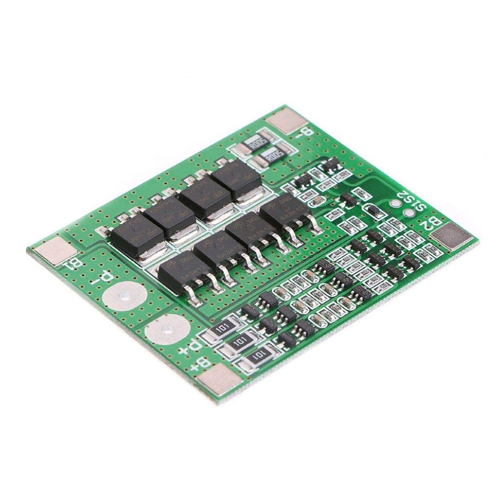 Uzinb 3S 11.1V 12.6V 25A W/Balance 18650 Li-ion Lithium Battery PCB Protection Board