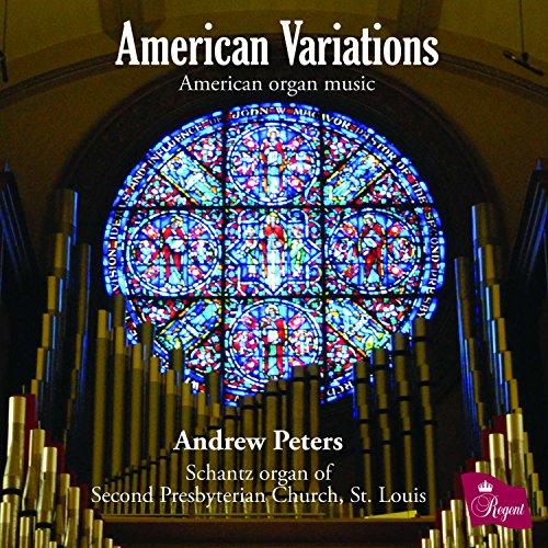 American Variations: American Organ Music