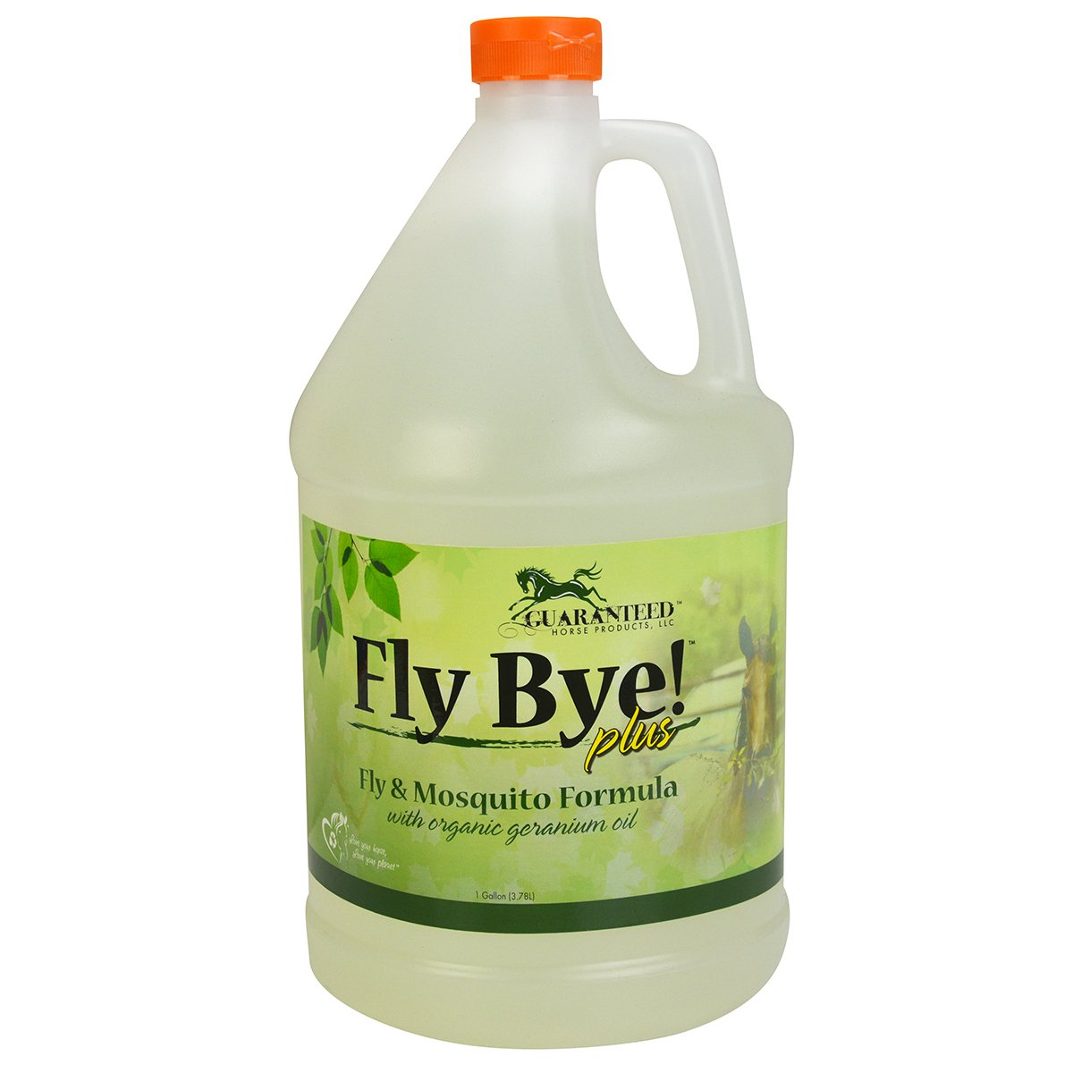 Guaranteed Horse Products Fly Bye Plus - Gallon