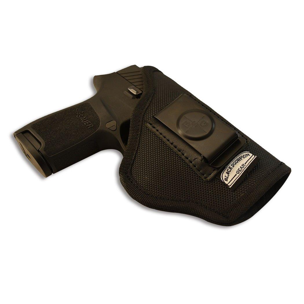 Black Scorpion Outdoor Gear. IWB Multigun holster BSGMGR1 Nylon 1680D .Concealed Carry Holster Glock 19,26,27. SHIELD MP. All Similar Handguns