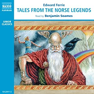 Tales from the Norse Legends Audiobook