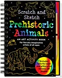 Scratch and Sketch Prehistoric Animals, Talia Levy, 1441315942
