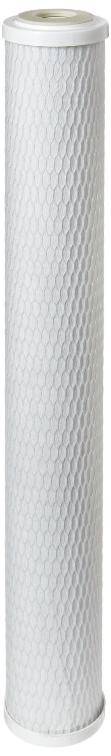 Pentek CBC-20 Carbon Block Filter Cartridge, 20'' x 2-7/8'', 0.5 Micron by Pentek