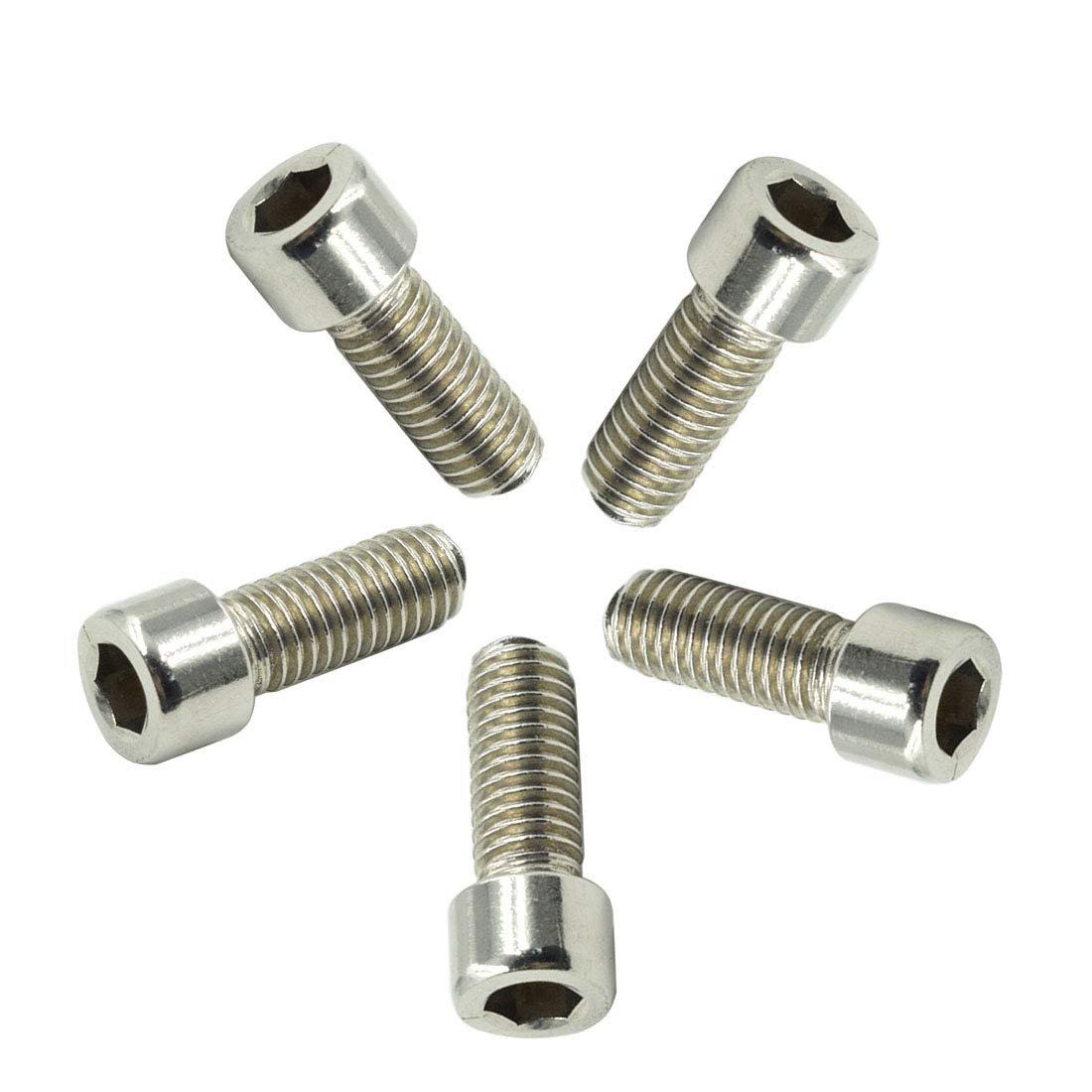 """pkg of 10 pcs 1//4/""""-20 x 3.5/"""" grade 5 cap screw"""