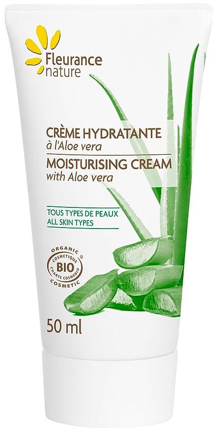 e193267ce896 Fleurance Nature Crème Hydratante Cosmétique Bio 50 ml  Amazon.fr ...