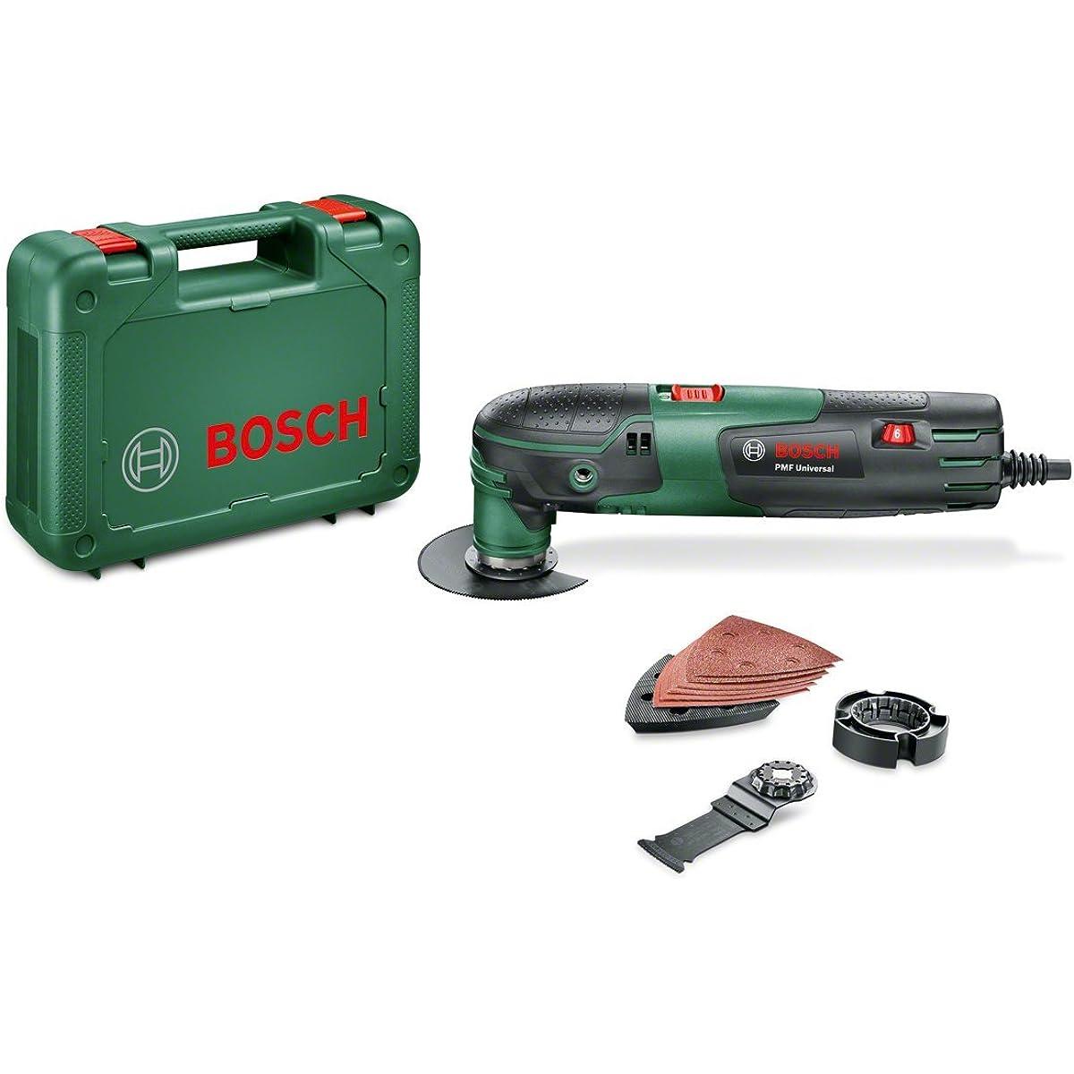 Auf der Suche nach einem guten Multifunktionswerkzeug werden Sie bei dem Hersteller Bosch fündig.