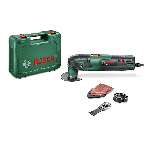Bosch 0.603.102.000 PMF 220 CE Multiherramienta, 220 V, Negro, Verde, Rojo, W