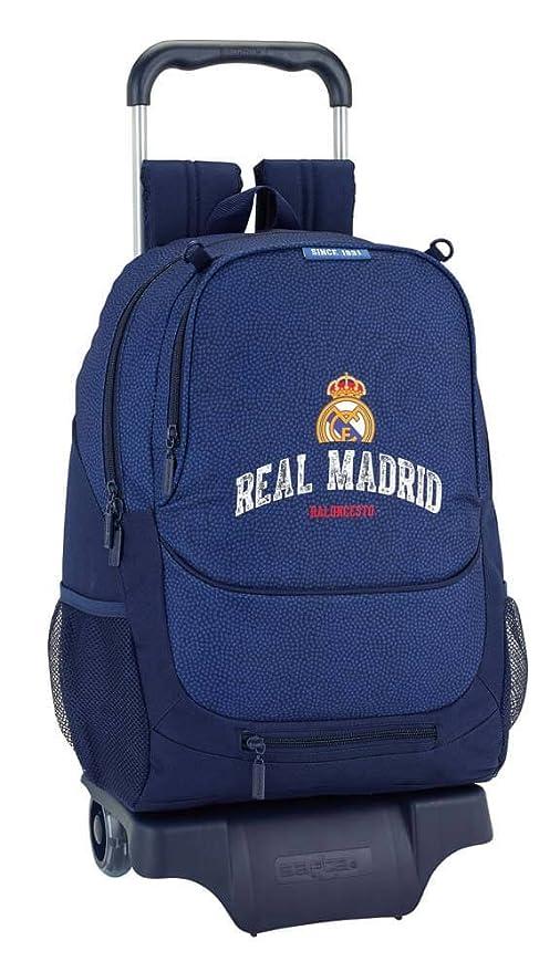 Real Madrid SAFTA Trolley Basket 33x43x15cm.: Amazon.es: Hogar