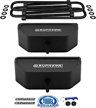 Fits Ford F-250 F-350 SuperDuty 4WD Full Leveling Lift Spring Pack Kit 3.5 Front 3 Rear