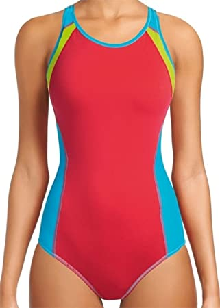 9f93e6183c Freya 3991 Active Underwired Moulded Swimsuit Swimming Costume Jelly Bean  Multicoloured 30D