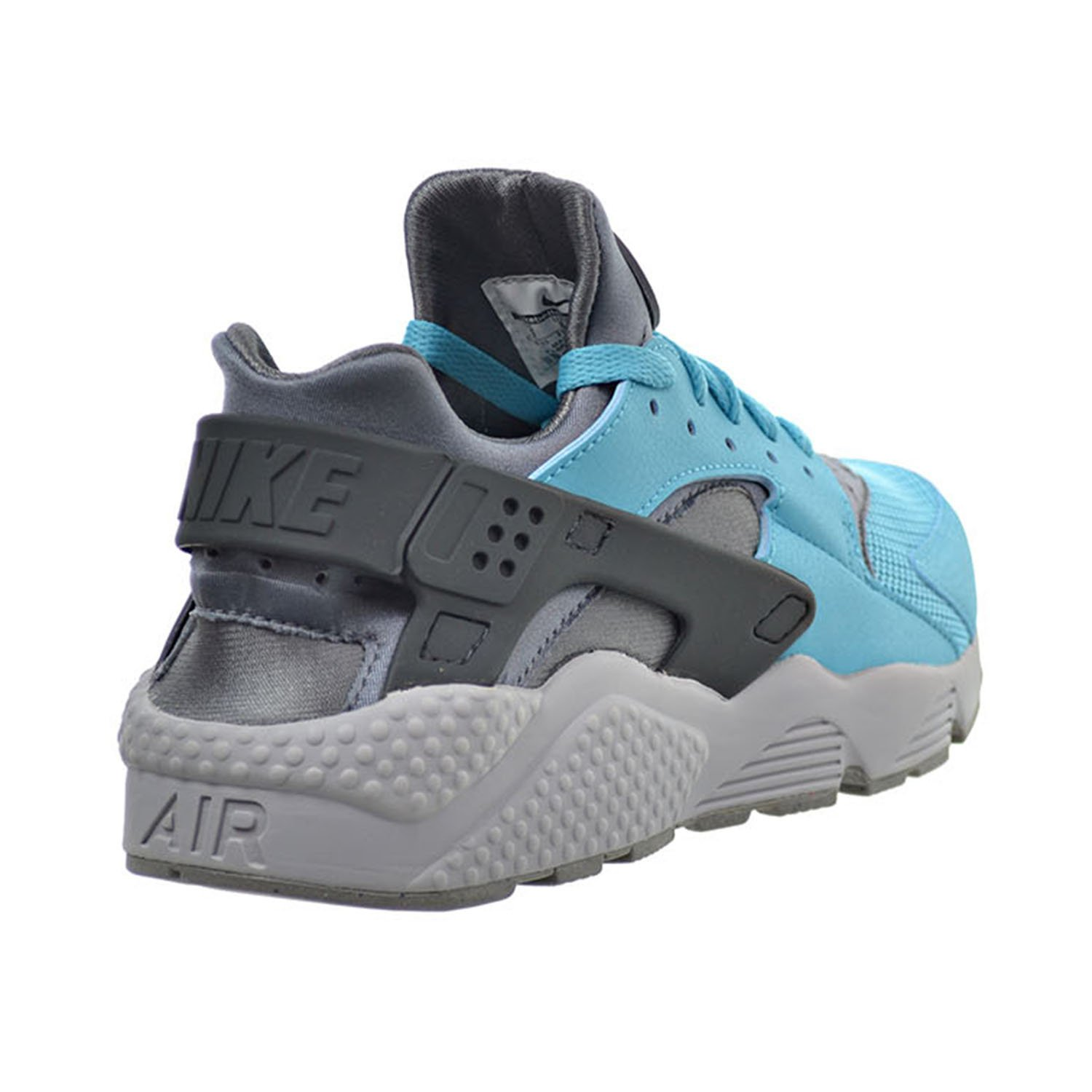 08caf426450e Nike Air Huarache Men s Shoes Beta Blue Anthracite Cool Grey 318429-408 (10  D(M) US)  Buy Online at Low Prices in India - Amazon.in