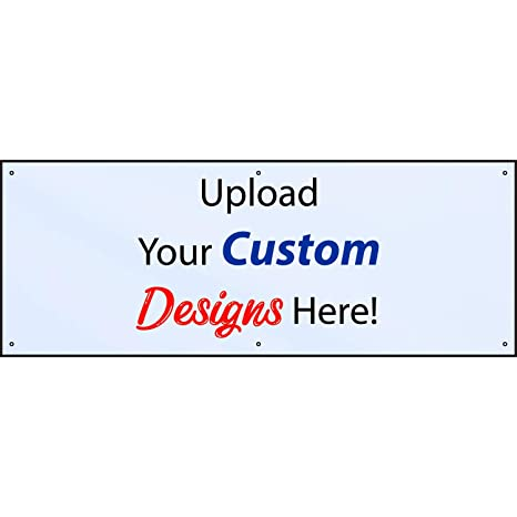Amazon.com: HALF PRICE BANNERS|Customize Now with Online ...