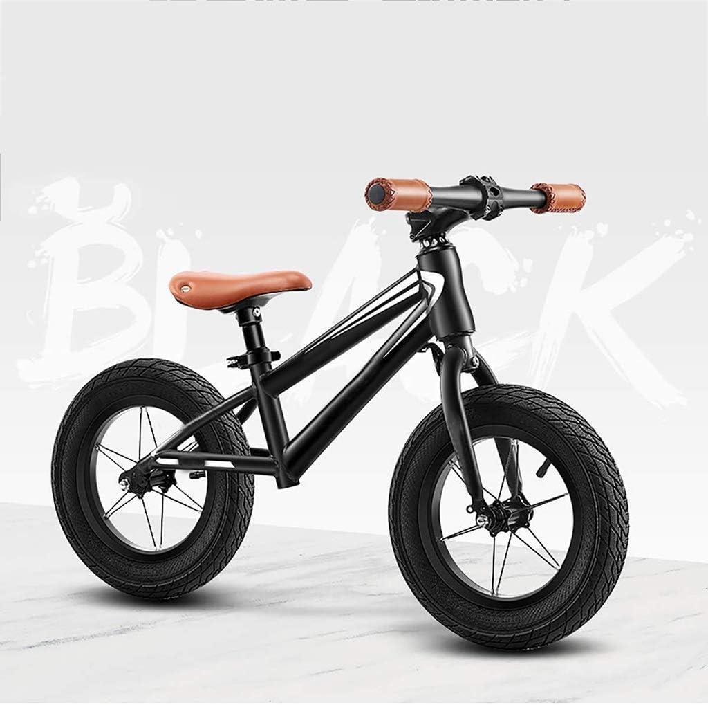 Sgfccyl Bicicleta de Equilibrio for niños, Asiento Ajustable ...