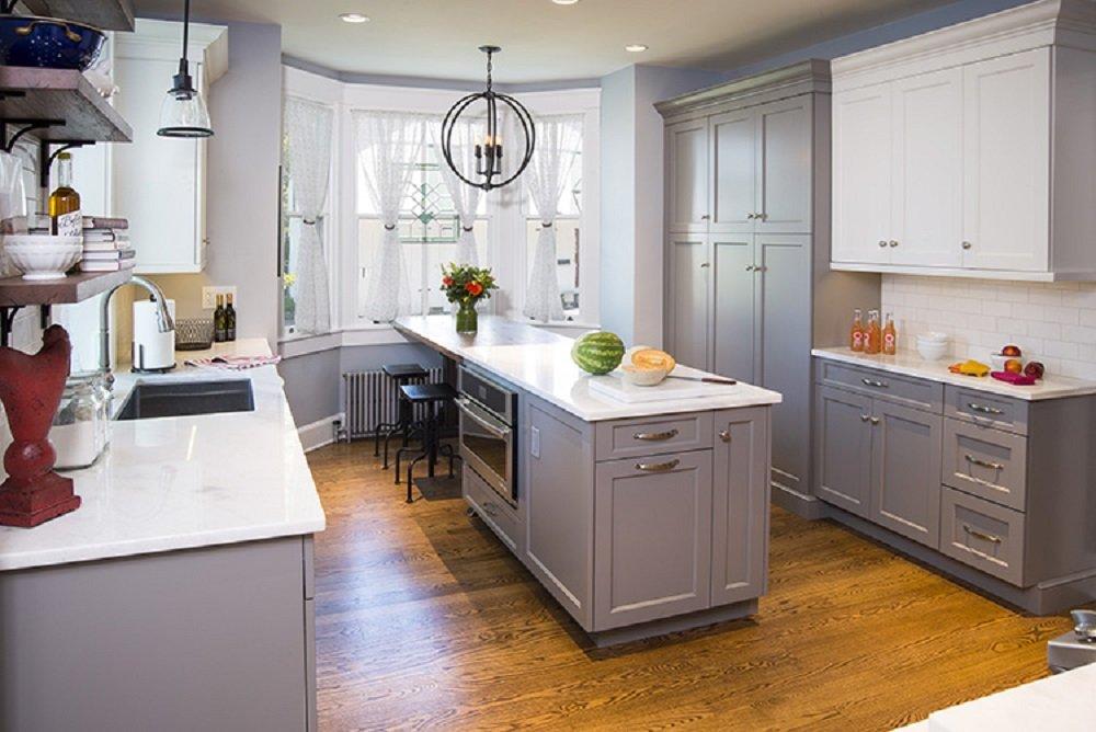 Cabinet Doors 'N' More 13'' x 28'' Unfinished Paint Grade Hard Maple Shaker Recess Panel Kitchen Cabinet Door