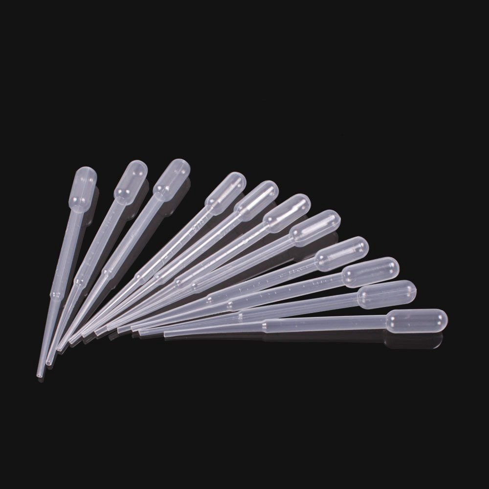 Pack of 500 Camlab 1192306 Disposable Transfer Pipette Individually Wrapped Sterile