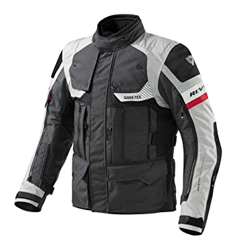 REVIT - Chaqueta Defender Pro Gtx - Talla - M - Color - Antracita-Negro: Amazon.es: Coche y moto