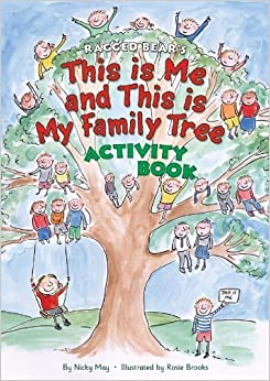 Book this is me and this is my family tree: Multi-activity Book (Ragged Bears) by nicky may (2009-12-18)