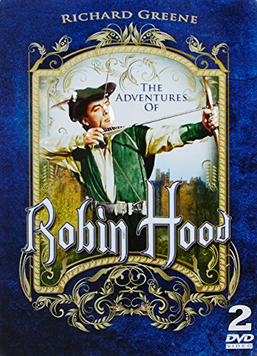 UPC 011301630957, Adventures of Robin Hood - 20 episodes! COLLECTOR'S EMBOSSED TIN!