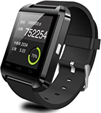 Smartwatch U8 Bluetooth iphone Android Reloj Inteligente (black)