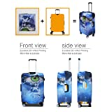 Travel Luggage Cover Fits 18-30 Inch Luggage 3D