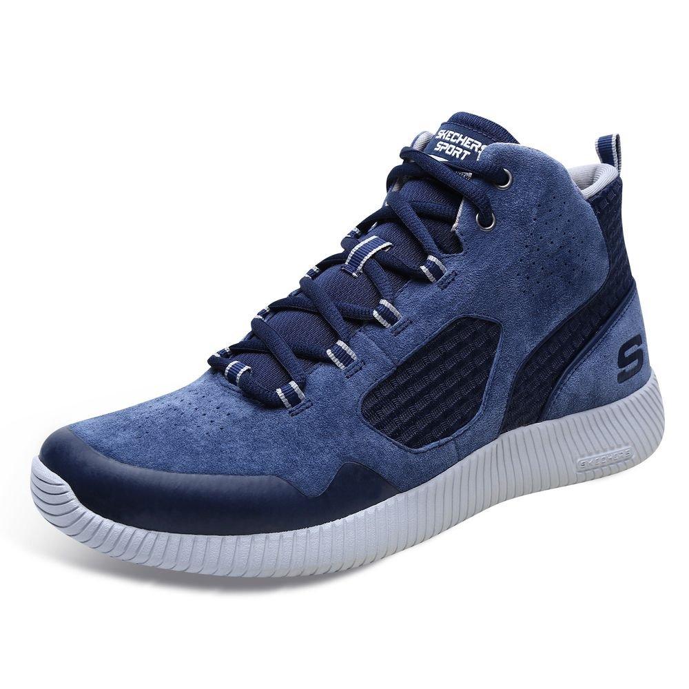 Drango High-Top Fashion Sneaker Navy at