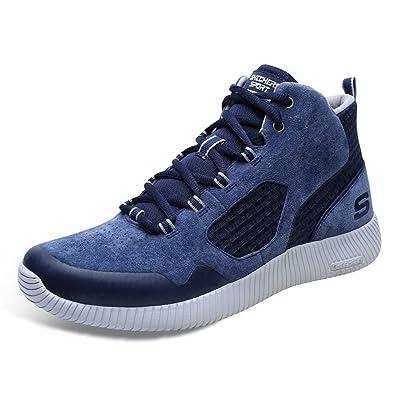 d7f03eb366a Skechers 52397 NVY Shoes Depth Charge Drango Men Hi-Lites Conestoga 7 US