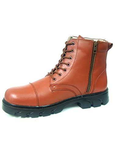 95be0a2f109 ASM Pure Leather Police Combat Boots