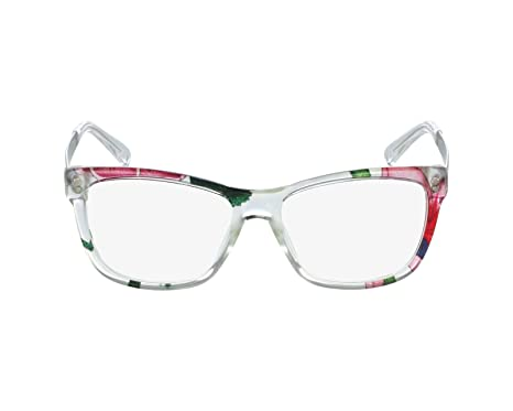 03a5f1c875 Amazon.com  Gucci eyeglasses GG 3741 2G2 Acetate Crystal - Silver ...