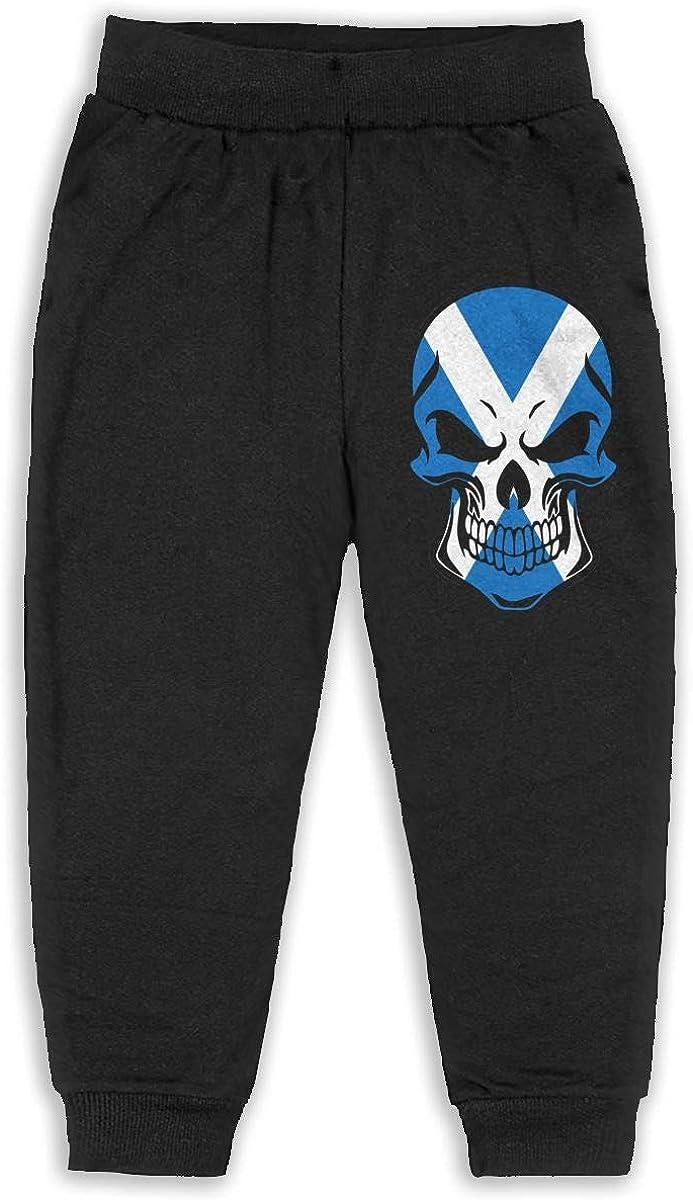 ELCW37K Kids /& Toddler Pants Soft Cozy Baby Sweatpants Camp Hair Dont Care Fleece Pants Sports Pants