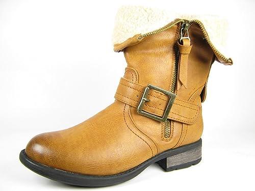 Rieker Boots 97274-24 Brown EU40 Brown