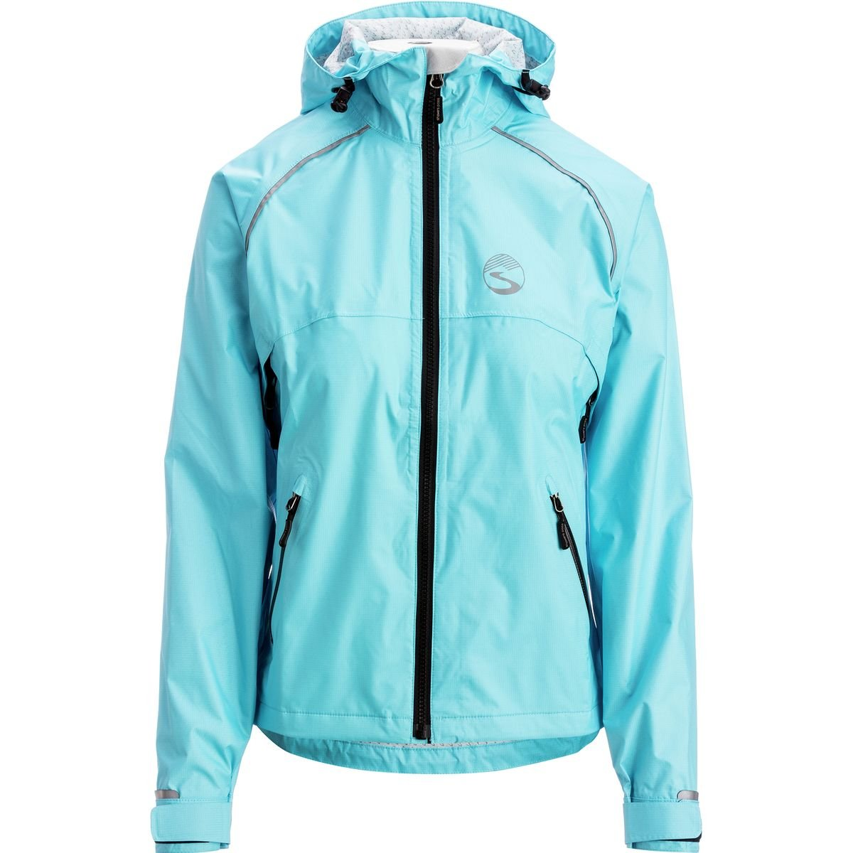 Powder bluee Large Showers Pass Women's Syncline Jacket