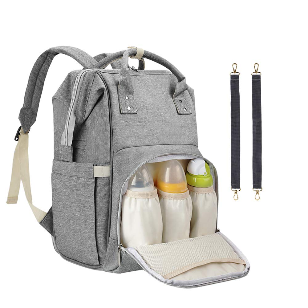 49e0d416a9 Amazon.com : Diaper Bag Backpack, Sensyne Multi-Function Waterproof  Maternity Baby Nursing Nappy Back Pack for Boy/Girl on Travel with Stroller  Straps, ...