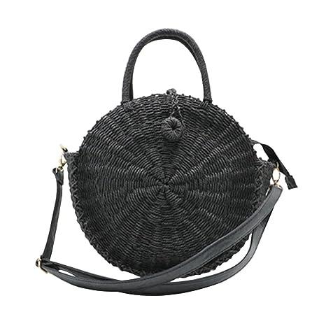 Amazon.com  SHZONS Bamboo Handbag 1c5ffdec28ccc