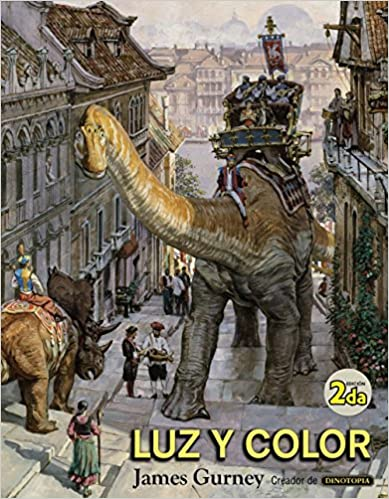 Luz y color - James Gurney