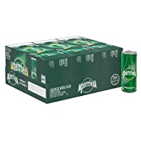 30-Pack Perrier Carbonated Mineral Water 8.45 Fl Oz