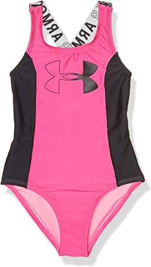 Under Armour Girls' One-Piece Swimsuit