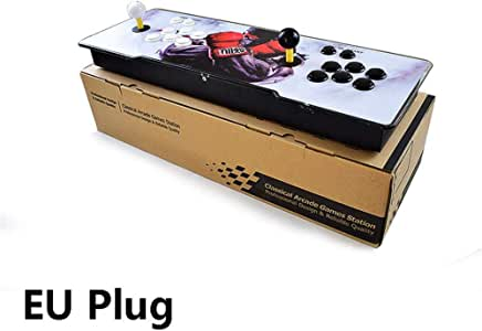 ALIAN [1388 HD GAME] Pandora Box 6s Juego de Arcade, Consola De ...
