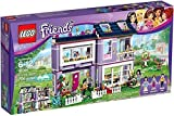 2016 Collection-BRAND NEW! LEGO Friends 41095 Emma's House with 3 Mini-Doll Figures