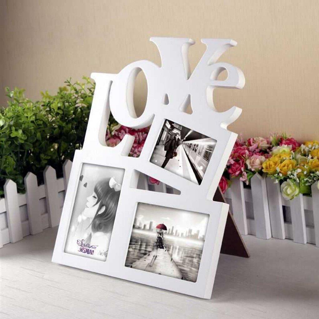 Zerama Love Design Photo Frame Cornice Art Decor Desk